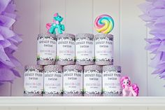Girly Rainbow Twine by Whimsy Farm Twine Photography by Jenifer Dickinson Photography.