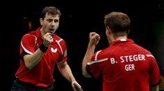 Happy End für Timo Boll: Tischtennisteam gewinnt Olympia-Bronze