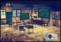Aviolinas Silent Hill Classroom Conversion