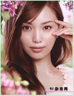natural make up look Natural Makeup Looks, Natural Make Up, Beautiful Goddess, Beautiful Women, Beauty Make Up, Hair Beauty, Japan Model, Japanese Fashion, Woman Face