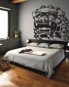 Vinyl Wall Decal Sticker Asian Chinese Dragon by Stickerbrand