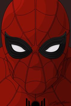 Spider-Man By J. Lewis - Visit to grab an amazing super hero shirt now on sale!