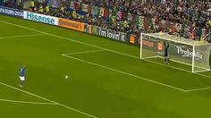 Simone Zaza dreptał, dreptał i przestrzelił • Zabawny rzut karny Simone Zazy podczas Mistrzostw Europy 2016 • Wejdź i zobacz film >> #football #soccer #sports #pilkanozna