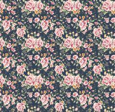 Vintage Flower Backgrounds Flowers Wallpaper Pattern Tumblr Art Cute Wallpapers