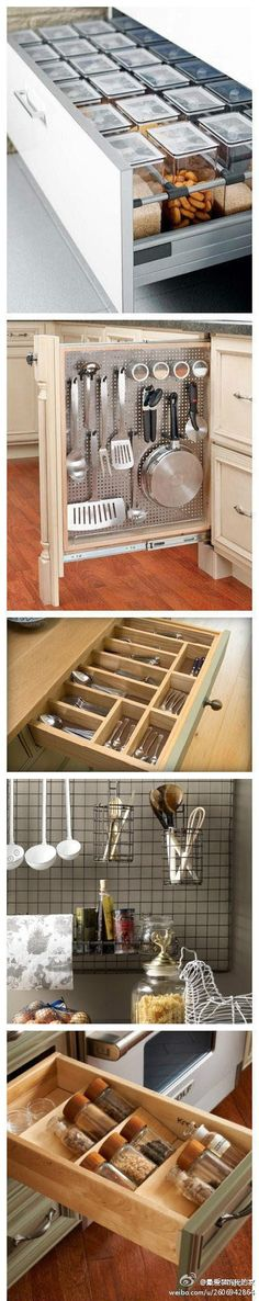 #kitchen#storage#cabinets idea