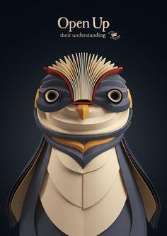 f29e46fa817973b618285898a0ee6cf6--penguin-bird-paper-texture.jpg (236×333)