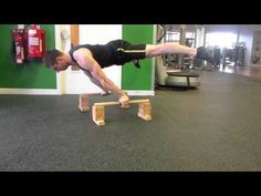 Great progression for planche tutorial