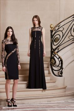 ELIE SAAB Pre-Fall 2014, custom made within 4 weeks, from $780 excluding fabric.