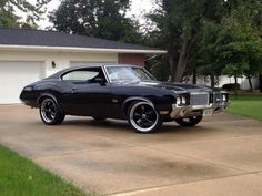 72 Oldsmobile Cutlass