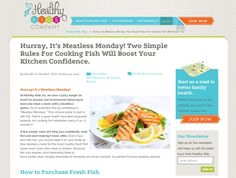 One fish, two fish, three fish. It seems that no matter how much we cook fish, most of us never feel confident. Use this primer with two must have rules to change all that! Visit us on Facebook and LIKE us for updates: www.facebook.com/...
