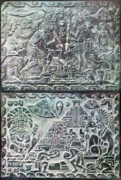 proof?  mexico and south america and africa indians same shit tribes is same as indians   have cave carvings of ufos in pictures with pyramids and their people   no cameras back them   seee prooof!