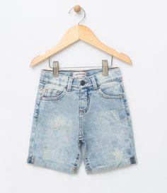 Bermuda Infantil  Com puídos  Com elástico interno para ajuste da cintura  Marca: Póim  Tecido: Jeans       COLEÇÃO VERÃO 2018     Veja outras opções de    bermudas infantis.        Póim Menino     Sabemos que de 1 a 4 anos de idade, o que vale é o gosto da mamãe. E pensando nisso, a Lojas Renner, possui a marca Póim, com macacão, camisetas, camisas, calça jeans e muito mais outros produtos cheio de estilo, tudo com muita informação de moda e tendências para os baixinhos!