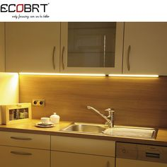 Beautiful Under Cabinet Led Strip Lighting Dimmable