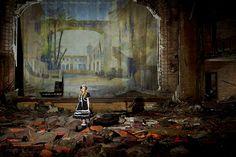 Abandoned Concert Hall | annaleah_dm | Flickr