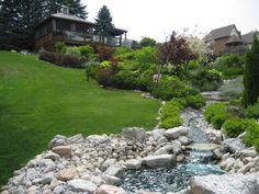 Hillside Garden`