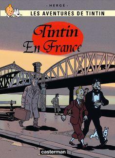 Tintin en France