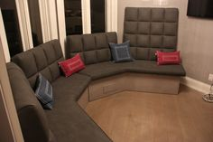 Excellent leather upholstery work done by InfinityStudioUpholstery would help regain the original shining look of your sofas and other furniture.