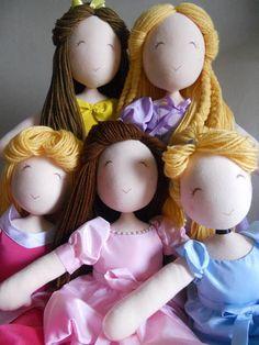 Princesas Disney | Doll's Boutique