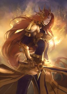 League of Legends,Лига Легенд,фэндомы,Leona League Of Legends Poster, Leona League Of Legends, League Of Legends Characters, Fantasy Characters, Female Characters, Desenhos League Of Legends, Jellal, Liga Legend, Fanart