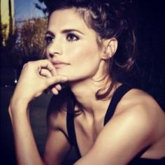 Kate Beckett (Stana Katic) from Castle