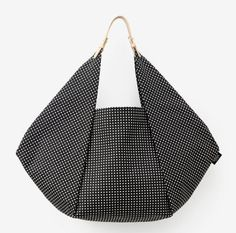 saturday origami tote Kate Spade Saturday Origami Tote in Small Squares