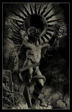 """Lucifero"". Por Daniele Valeriani."