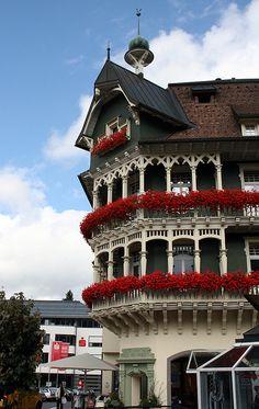 ღღ Black Forest, Germany, such great memories! only lived an hour from black forest...and sure do miss its beauty!