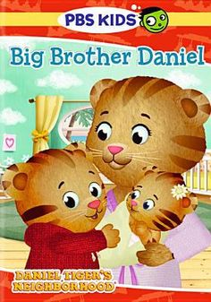 Four-year-old Daniel Tiger invites young viewers directly into his world, giving them a kid's eye view of his life and making them feel like one of his neighbors.