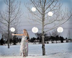 ... #snow #outdoors #fashion #model