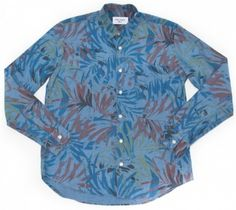 Our Legacy First Shirt Jungle Pattern