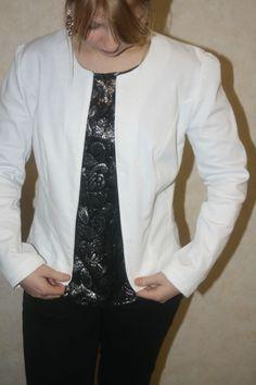Veste H Dressing, Blazer, Chic, Jackets, Fashion, Jacket, Shabby Chic, Down Jackets, Moda