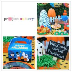 Party Feature   Project Nursery