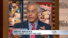 """In his Friday column, New York Times columnist David Brooks speculates about a new political dichotomy and writes that President-elect Donald Trump will """"resign or be impeached within a year."""" From Brooks' column: """"Finally, it seems important to be humbled"""