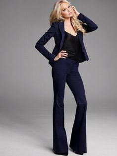 Super Flare Pant #VictoriasSecret http://www.victoriassecret.com/clothing/suiting/super-flare-pant?ProductID=76977=OLS?cm_mmc=pinterest-_-product-_-x-_-x
