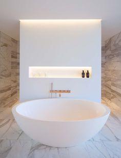 Opera Residences | Corian #bathroomdesignmarble