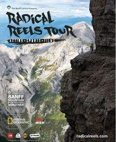 2016 Radical Reels Tour film highlights