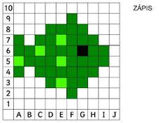 Coding Unplugged Un Pulcino Di Pasqua In Pixel Art