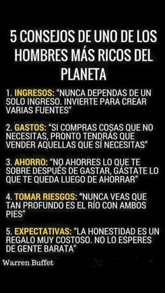 Autoayuda y Superacion Personal Life Motivation, Personal Finance, Good To Know, Business Tips, Sentences, Motivational Quotes, Spanish Inspirational Quotes, Inspiring Quotes, Life Quotes