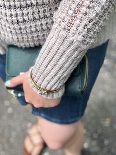 Teal clutches and bangles galore #fashion #style