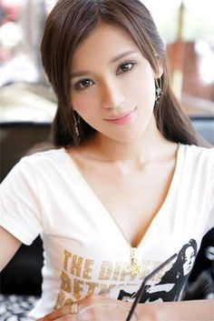 Asian beautiful girl - Juan Sun - Zimbio