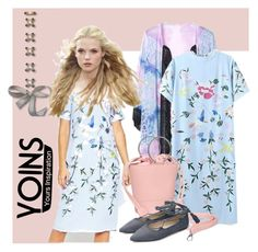 """""""Yoins dress"""" by irinavsl ❤ liked on Polyvore featuring yoins"""