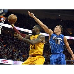 After beating the Raptors last night the (2-0) Cleveland Cavaliers return home tonight to face off with the Orlando Magic. The Cavs have beaten the Magic 14 straight times by an average of 15.8 points dating back to the 2012-13 season. In 46 career games vs the Magic King James averages 26.1 points 7.1 rebounds and 7.1 assists. #DHTK #repre23nt #DONTHATETHEKING http://ift.tt/2eHn6KZ