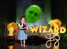 """Is Red """"The Great and Powerful Oz""""?"""