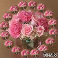 Rose Random Gif, Animation, Rose, Amor, Pink, Roses, Anime, Animated Cartoons, Motion Design