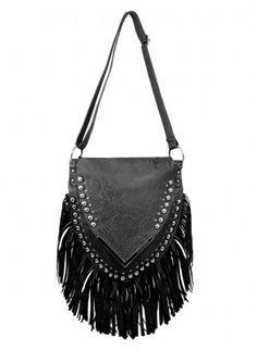 e634c1cb23b DOLLA & A DREAM BLACK Fringe Bags, Beaded Bags, Accessories Shop, Shoulder  Handbags
