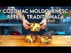 Cozonac Moldovenesc cu Nucă și Cacao   Cozonac Pufos și Fraged   Cozonac cu Rahat   Play pe Qoob - YouTube French Toast, Breakfast, Youtube, Food, Morning Coffee, Essen, Meals, Youtubers, Yemek