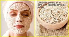 Si quieres conseguir un rostro aterciopelado y sin brillos, ¡apunta esta receta!