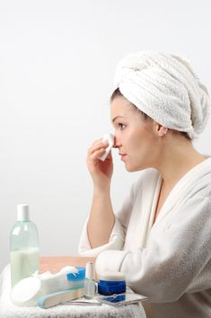 benifts of oil for clean and clear skin