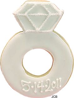 engagement ring cookie cutters