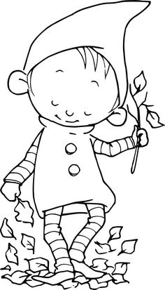 Christmas Coloring Pages - Elf Colouring Pages, Adult Coloring Pages, Coloring Books, Coloring Sheets, Christmas Coloring Pages, Applique Patterns, Christmas Colors, Christmas Elf, Digital Stamps